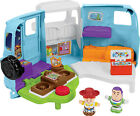 Fisher Price Little People Disney Pixar Toy Story 4 RV Playset Kid Toy Gift