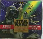 NEW ZEALAND Star Wars CONFECTION CONCEPTS ANH Cardz cards display box (1997)