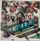 2018 PANINI DONRUSS ELITE NFL FIRST OFF THE LINE SEALED HOBBY FOOTBALL BOX FOTL