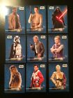 2016 Topps Star Wars The Force Awakens Stickers - Checklist Added 14