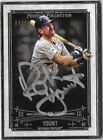 ROBIN YOUNT 2015 Topps Museum Silver Framed Autograph Auto 04 10 Brewers