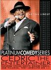 Platinum Comedy Series - Cedric the Entertainer - Starting Lineup Cedric the En