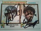 Walter Payton Football Cards, Rookie Card and Autograph Memorabilia Guide 32