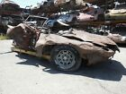 1972 De Tomaso Pantera 1972 De Tomaso Pantera Coupe Project Car for Parts 1972 De Tomaso Pantera Coupe Project Car for Parts or Restoration