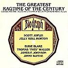 Various Artists : Greatest Ragtime Of The Century: Classic Ragtime, Blues and
