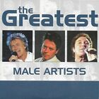 The Greatest Male Artists - Promotional CD  ~