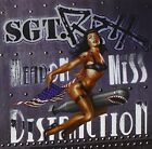Sgt Roxx - Weapon of Miss Distraction - Sgt Roxx CD 7UVG The Fast Free Shipping