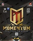 2012 PANINI MOMENTUM FOOTBALL HOBBY 5 BOX CASE