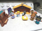 Fisher Price Little People Nativity Play Set