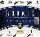 2013 14 PANINI ROOKIE ANTHOLOGY HOCKEY HOBBY 12 BOX CASE