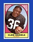 1967 Topps Football Cards 7