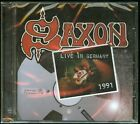 Saxon Live In Germany 1991 CD new