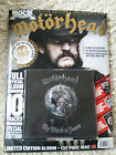 Motorhead - The World is yours Exclusive CD Special Package War Pig Badge Poster