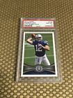 Lucky Charms on a 2012 Topps Football Andrew Luck Variation 5