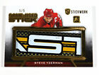 2015-16 ITG In The Game Used Steve Yzerman Stickwork Silver Stick 5