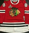 PATRICK KANE CHICAGO BLACKHAWKS 2013 Stanley CUP REEBOK AUTHENTIC JERSEY 54