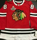 PATRICK KANE CHICAGO BLACKHAWKS 2010 Stanley CUP REEBOK AUTHENTIC JERSEY 52