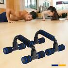 Plastic H shaped Sports Push up Bracket Arm Muscle Power Trainer Equipment