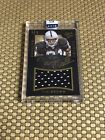 2018 HONORS RECOLLECTION COLLEC. TIM BROWN 2015 BLACK & GOLD 1 4 ON CARD AUTO