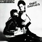 SCORPIONS - Gold Ballads - SCORPIONS CD NDVG The Fast Free Shipping