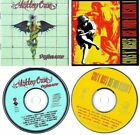 *CLEARANCE*  2 Rock CDs Guns N Roses Motley Crue Use Your Illusion 1 Dr Feelgood