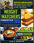 550 Recipes Keto Diet Cookbook Weight Watchers Eb00k PDF FAST Delivery