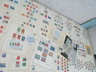 Nystamps Switzerland old stamp collection Album page