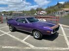 1972 AMC AMX Buckets with Console Wild Plum D9 AMX. Original 360ci, Automatic