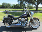 2005 Harley Davidson Softail Deluxe 2005 Harley Davidson Softail Deluxe SUPER CLEAN CHROME FORKS STAGE ONE