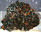 Sericho Pallasite Meteorite from Kenya Africa Habaswein 2562g complete slice