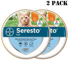 Pet Health Seresto Flea and Tick Collar for Cats 8 Months Protection 2Pack