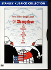 DR STRANGELOVE The MOVIE by STANLEY KUBRICK on a DVD of NUCLEAR Russia COLD WAR