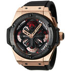 Pre-owned Hublot Big Bang King Power Unico GMT Automatic PRE-HB771OM1170RX