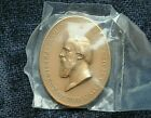 US MINT MEDAL NATIVE AMERICAN INDIAN OVAL PEACE MEDAL RUTHERFORD HAYES sealed