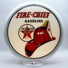 Texaco FIRE-CHIEF Gas Pump Globe