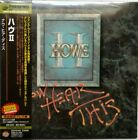 Howe II - Now  hear this Cardboard Sleeve (MLPS) Japan CD KICP-91545 NEW