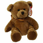 TY Beanie Baby - FUDDLE the Bear (7 inch) - MWMTs Stuffed Animal Toy