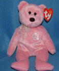 Ty Beanie Baby Sakura II 2 - MWMT (Bear Japan Country Exclusive 2002)