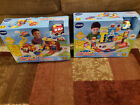 New Smart Wheels Lot Police Station  Fire Command Rescue Center Playset Go Go