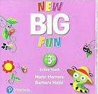 Big Fun Refresh Level 3 ActiveTeach, , Used; Very Good CD