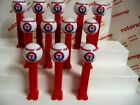 PEZ party favors One Dozen Texas Rangers  Baseball PEZ NEW out of package