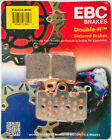 08-10 Buell 1125 R Ebc Brake Disc Pads Front FA454/4HH 61-1480 1721-0802 161024