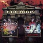 Obituary : Slowly We Rot/cause of Death CD 2 discs (2003) FREE Shipping, Save £s