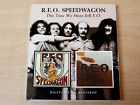 Reo Speedwagon/This Time We Mean It/REO/2010 CD Album/2 In 1