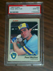 Paul Molitor Cards, Rookie Card and Autographed Memorabilia Guide 9