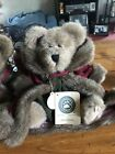 Boyd's Bears plush Christmas Mr. & Mrs. Maybeary Retired With Original Tags