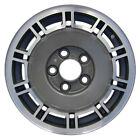 70156 Refinished Volvo 760 1985 1987 14 inch Wheel Rim OEM Machined and Gray