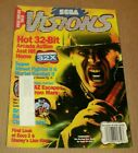 Sega Visions Magazine  122 Pages  August September 1994 Back Issue
