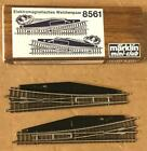 Z Scale Marklin Mini Club Left Hand  Right Hand Manual Turnout Switches Track