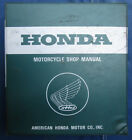 VINTAGE HONDA FACTORY MANUAL 1983 CB1000C CB1100F MOTORCYCLE BOOK CB1000 FOUR